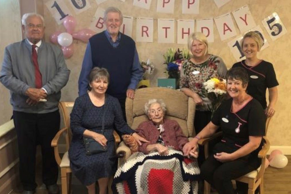 105th Birthday Celebration!