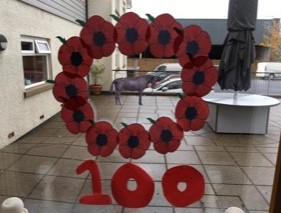Remembering 100 years since the end of World War 1